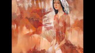 NỬA GIỌT NƯỚC MẮT - Nhạc Võ Tá Hân - Thơ Cao Nguyên - Ca sĩ Diệu Hiền - Tranh Ái Lan