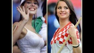 Fan Nữ bóng đá xinh đẹp, cuồng nhiệt khiến đấng mày râu điêu đứng.