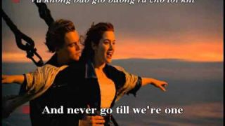 my heart will go on - celine dion [lyrics] [vietsub]