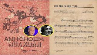 ANH CHO EM MÙA XUÂN - Nguyễn Hiền - Thơ: Kim Tuấn (Elvis Phương)