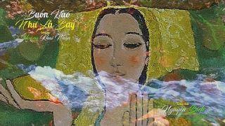 Buồn Nào Như Lá Bay [Hoàng Khai Nhan] Nguyên Bích hát (4K)