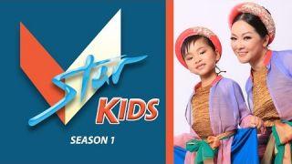 Như Quỳnh & Lena Phương Vy - Em Đi Xem Hội Trăng Rằm (Nguyễn Nghị) VSTAR Kids Season 1