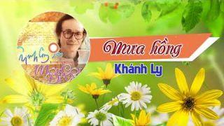 Mưa Hồng - Khánh Ly - Nhạc Trịnh Công Sơn