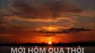 MỚI HÔM QUA THÔI - Nhạc Võ Tá Hân - Thơ Đỗ Hồng Ngọc - Ca sĩ Ngọc Quy