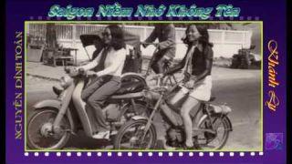 Saigon Niềm Nhớ Không Tên - ( Nguyễn Đình Toàn ) - Khánh Ly