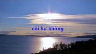 NHẮN TRÙNG DƯƠNG - Nhạc và lời : Nguyễn Thanh Cảnh - Ca sĩ : Hương Giang