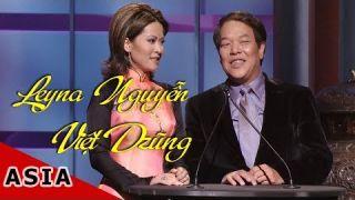 MC Việt Dzũng và Leyna Nguyễn Nói Giọng Huế Hài Hước | Nắng Chiều - Doanh Doanh, Kim Anh