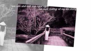 ÁO TRẮNG HƯƠNG XƯA - Lê Thạch Trúc - Tùng Nguyên - Áo Vàng