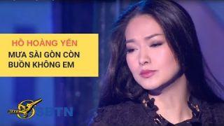 Mưa Sài Gòn Còn Buồn Không Em | Trình bày: Hồ Hoàng Yến | Nhạc: Nguyệt Ánh | Hoà âm: Trúc Sinh