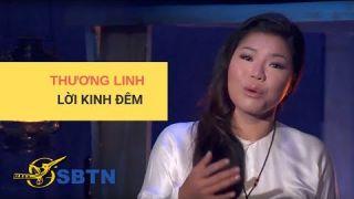 Lời Kinh Đêm | Nhạc: Việt Dzũng - Thơ: Mán Thuận | Ca sĩ: Thương Linh | Hoà âm: Sỹ Đan