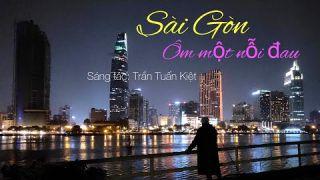 SÀI GÒN ÔM MỘT NỖI ĐAU ( LIVE ) | Sáng tác & Trình bày Trần Tuấn Kiệt