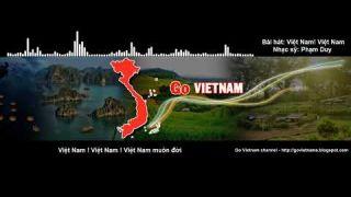 Ca khúc xứng đáng là QUỐC CA VIỆT NAM | Việt Nam! Việt Nam - Nhạc sỹ: Phạm Duy