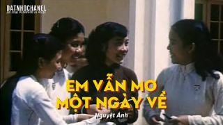 Hợp Ca Asia - Em Vẫn Mơ Một Ngày Về (Nguyệt Ánh) | Lyrics Video |