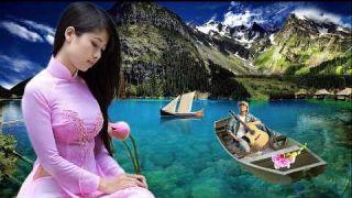 Ai Về Sông Tương (Thông Đạt) Ánh Tuyết - Video 4K: Trần Ngọc