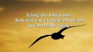 LÃNG DU (Lời Việt: Nguyễn Duy Biên) Khánh Hà-Anh Tú