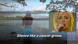 The Sound Of Silence (DANA WINNER ) Simon and Garfunkel 1964's Cover - Lyrics