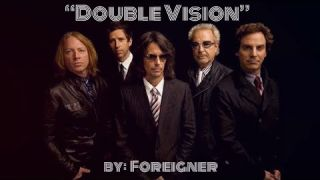 Double Vision (w/lyrics)  ~  Foreigner