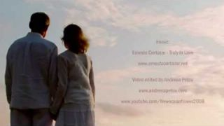 ERNESTO CORTAZAR - Truly in love (romantic piano music)