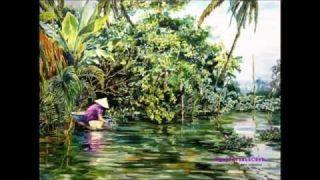 Tranh và Nhạc - Nguyễn Thanh Cảnh