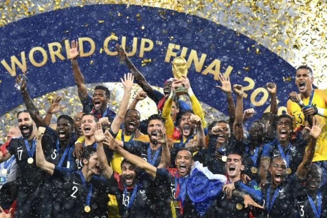 World cup 2018: pháp thắng croatia 4-2