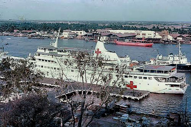Thương cảng Sài Gòn xưa và nay