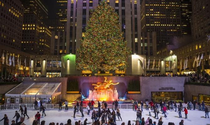 Những khung cảnh đẹp đón giáng sinh tuyệt nhất thế giới