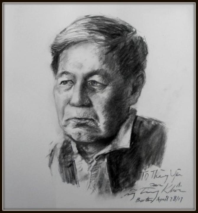 Ta Về Một Bóng Trên Đường Lớn...Tô Thùy Yên (1938-2019)