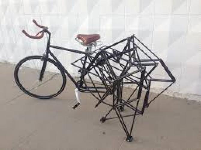 Chiếc xe đạp đặc biệt nhất thế giới