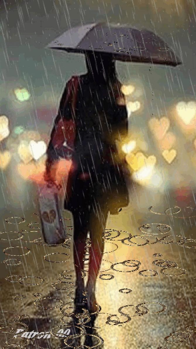 Người đàn bà che dù