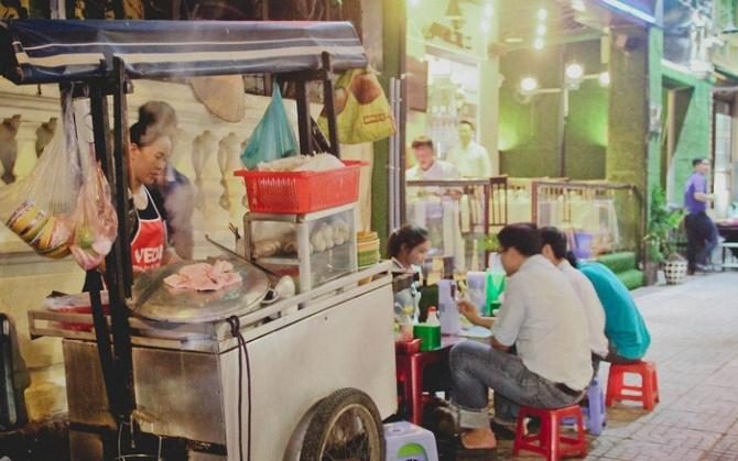 Hủ tíu gõ nét đẹp bình dị của ẩm thực Sài Gòn