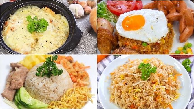10 Món Cơm  Nổi Tiếng Việt Nam.