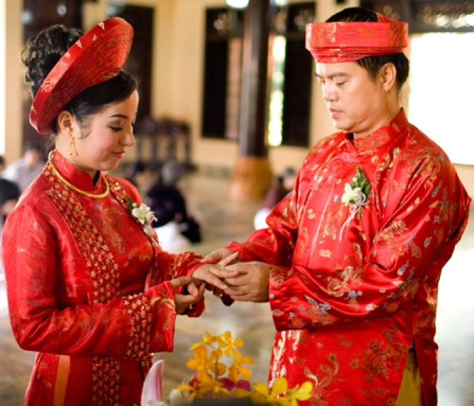 """Hôn nhân truyền thống: Hàm nghĩa sâu xa của """"ân ái"""" vợ chồng là gì?"""