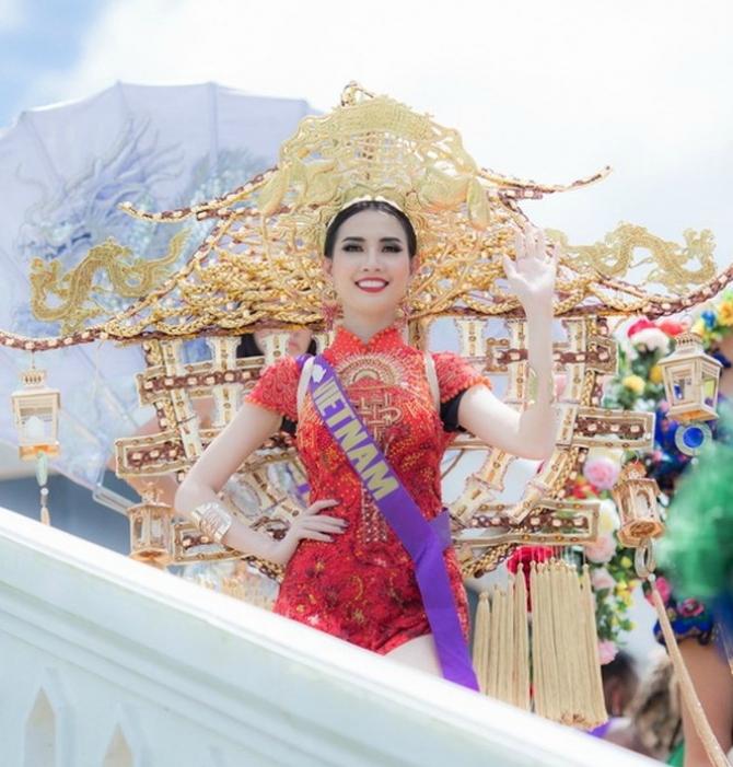 Hoa hậu Đại sứ Du lịch Thế giới 2018