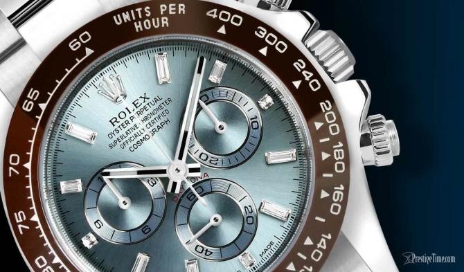 Thương hiệu kiên cố theo thời gian: Rolex