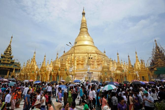 10 công trình kiến trúc cổ tráng lệ của châu Á