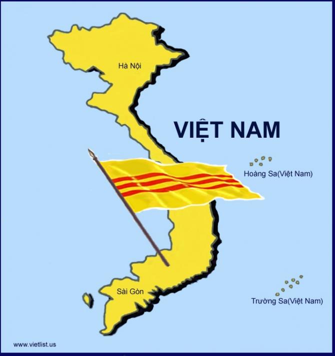 Nguồn gốc lá cờ vàng và Bản Quốc Ca Việt Nam Cộng Hòa