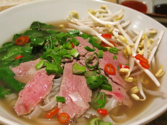 Nàng dâu Mỹ viết về món ăn Việt
