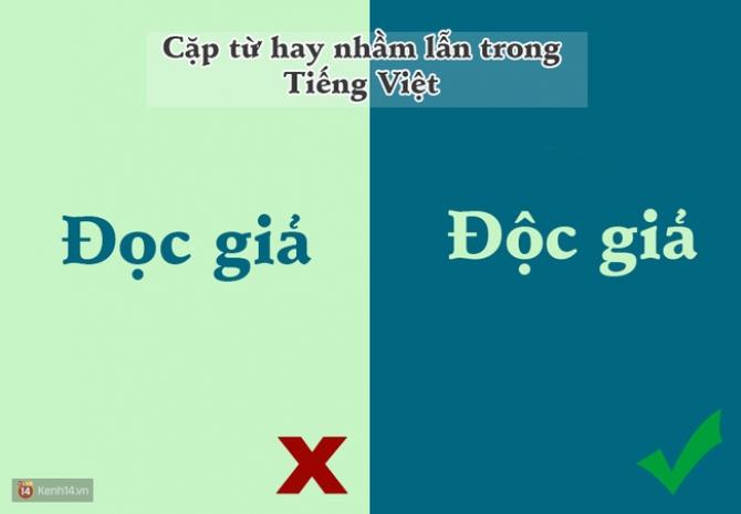 Tiếng Việt Kinh Hoàng Ở Trong Nước