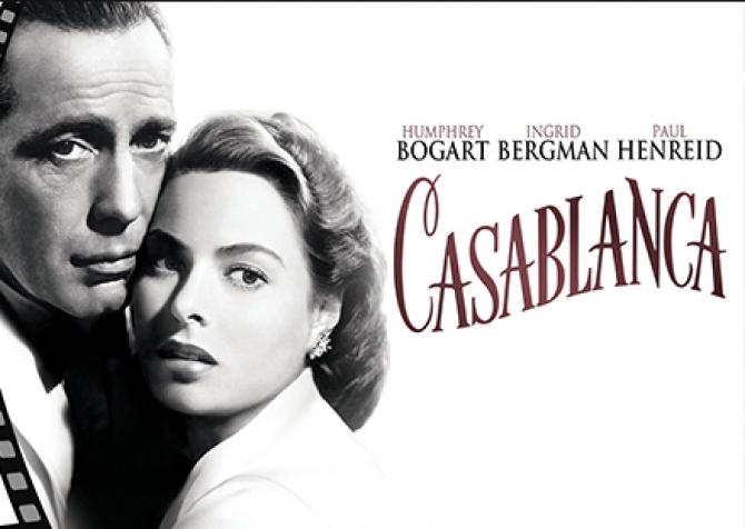 Casablanca' - Câu chuyện tình yêu còn mãi