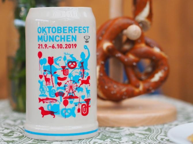 LỄ HỘI BIA Oktoberfest 2019