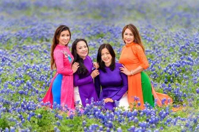 Hồi ký mùa hoa dại 2021  - Phương Tuyền