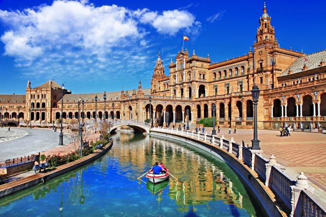 Seville, thành phố lưu giữ nhiều di tích ở Tây Ban Nha