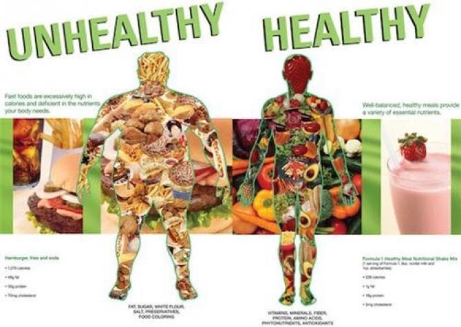 50 loại thực phẩm tốt nhất cho sức khỏe