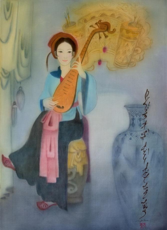Xuân với Nguyễn Du