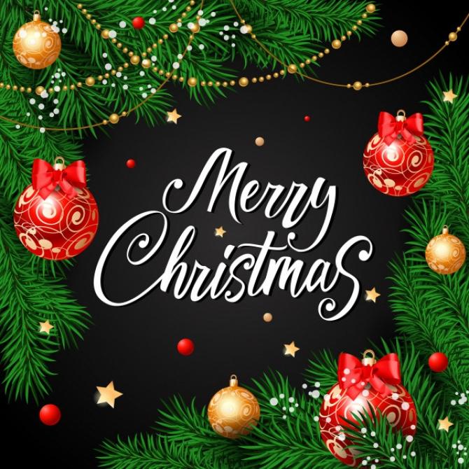 Lễ Giáng sinh ấm áp đoàn viên