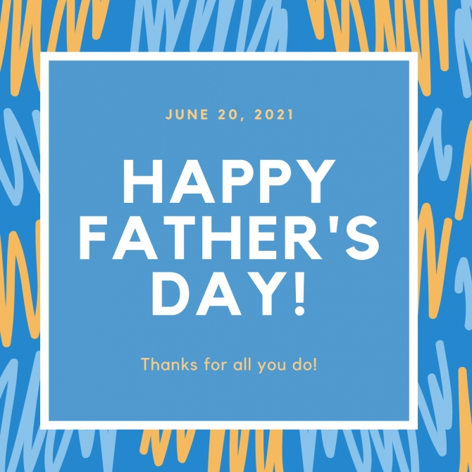 Ngày của Cha - Happy Father's Day