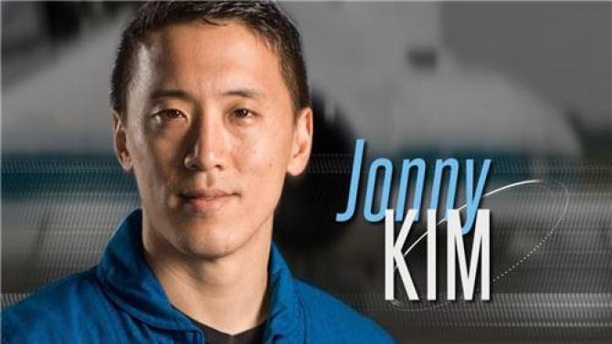 Jonny Kim _ Con người đáng nể