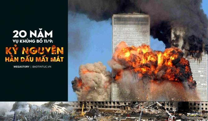 Tưởng niệm 20 Năm Vụ Khủng Bố 9-11 (2001-2021)
