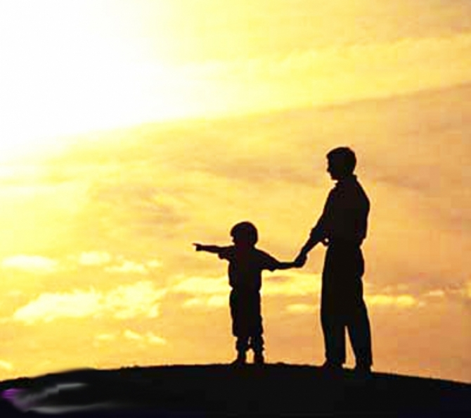 Cha và con: Anh hùng không quân
