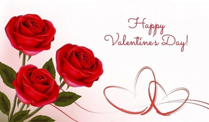 Valentine's Day (February 14, 2019)